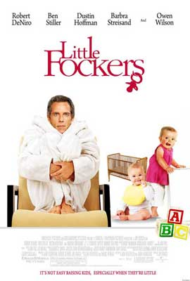 Little Fockers - 11 x 17 Movie Poster - Style B