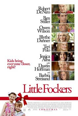 Little Fockers - 11 x 17 Movie Poster - Style A