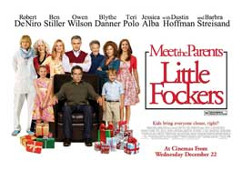 Little Fockers - 11 x 17 Movie Poster - UK Style A