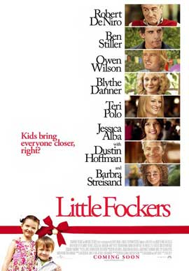 Little Fockers - 27 x 40 Movie Poster - Style A