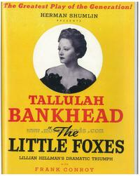 Little Foxes, The (Broadway) - 14 x 22 Poster - Style A