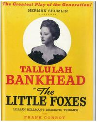 Little Foxes, The (Broadway) - 11 x 17 Poster - Style A