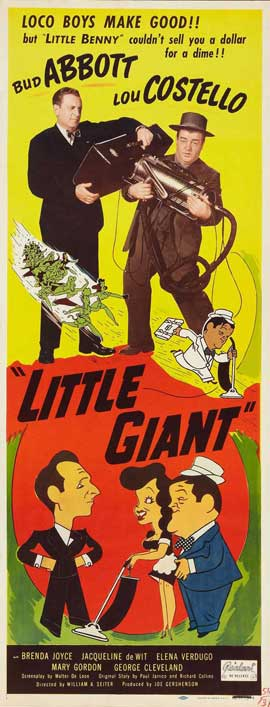 Little Giant - 14 x 36 Movie Poster - Insert Style A