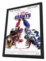 Little Giants - 27 x 40 Movie Poster - Style A - in Deluxe Wood Frame