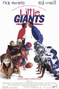 Little Giants - 11 x 17 Movie Poster - Style A