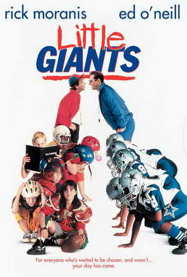 Little Giants - 11 x 17 Movie Poster - Style B