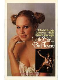 Little Girl . . . Big Tease - 27 x 40 Movie Poster - Style A