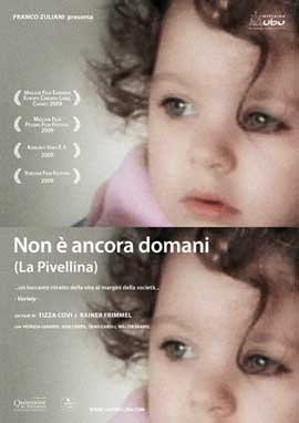Little Girl - 27 x 40 Movie Poster - Italian Style A