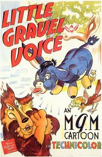 Little Gravel Voice - 11 x 17 Movie Poster - Style A