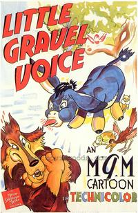 Little Gravel Voice - 43 x 62 Movie Poster - Bus Shelter Style A