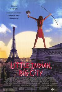 Little Indian, Big City - 11 x 17 Movie Poster - Style A