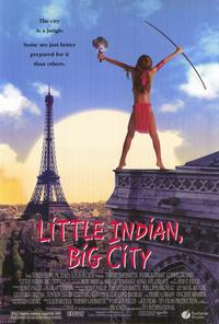Little Indian, Big City - 27 x 40 Movie Poster - Style A