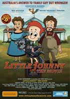 Little Johnny the Movie - 11 x 17 Movie Poster - Style A