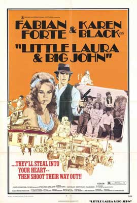 Little Laura & Big John - 11 x 17 Movie Poster - Style A