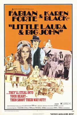Little Laura & Big John - 27 x 40 Movie Poster - Style A