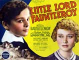 Little Lord Fauntleroy - 11 x 17 Movie Poster - Style A