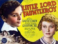 Little Lord Fauntleroy - 30 x 40 Movie Poster UK - Style A