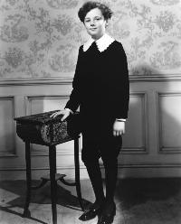 Little Lord Fauntleroy - 8 x 10 B&W Photo #1