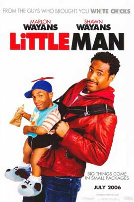 Little Man - 11 x 17 Movie Poster - Style A