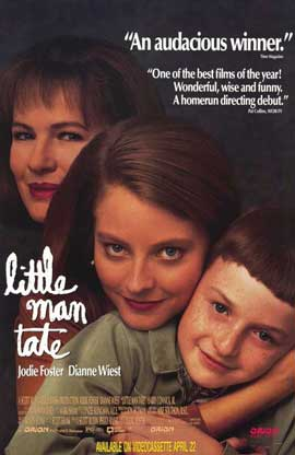 Little Man Tate - 11 x 17 Movie Poster - Style A