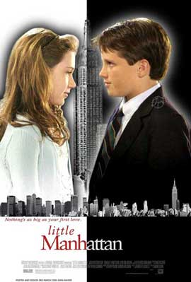 Little Manhattan - 27 x 40 Movie Poster - Style C
