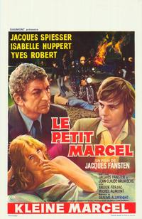 Little Marcel - 11 x 17 Movie Poster - Belgian Style A