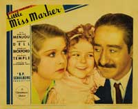Little Miss Marker - 22 x 28 Movie Poster - Half Sheet Style A