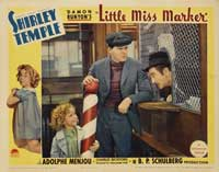 Little Miss Marker - 11 x 14 Movie Poster - Style C