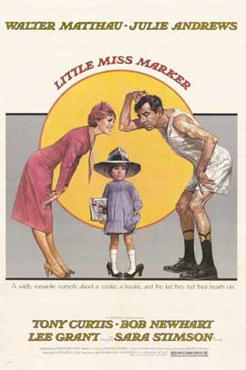 Little Miss Marker - 11 x 17 Movie Poster - Style A
