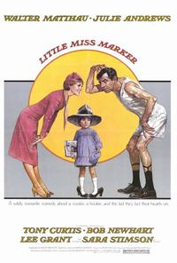 Little Miss Marker - 27 x 40 Movie Poster - Style A