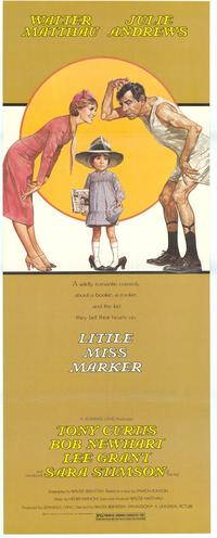 Little Miss Marker - 11 x 17 Movie Poster - Style B