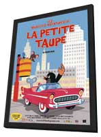 Little Mole - 11 x 17 Movie Poster - French Style A - in Deluxe Wood Frame