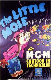Little Mole - 43 x 62 Movie Poster - Bus Shelter Style A
