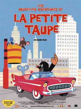Little Mole - 11 x 17 Movie Poster - French Style A