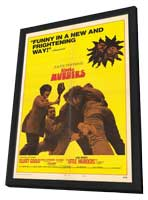Little Murders - 27 x 40 Movie Poster - Style A - in Deluxe Wood Frame