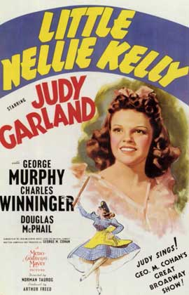 Little Nellie Kelly - 11 x 17 Movie Poster - Style A