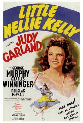 Little Nellie Kelly - 27 x 40 Movie Poster - Style A