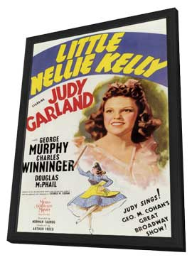 Little Nellie Kelly - 11 x 17 Movie Poster - Style A - in Deluxe Wood Frame