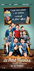 Little Nicholas - 20 x 40 Movie Poster - French Style A