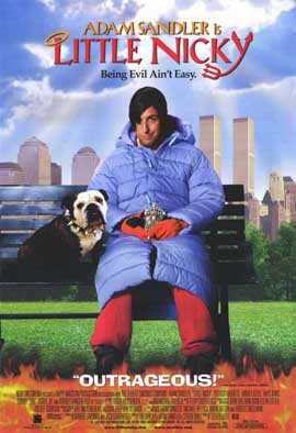 Little Nicky - 11 x 17 Movie Poster - Style A