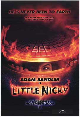 Little Nicky - 11 x 17 Movie Poster - Style B