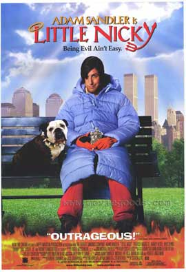 Little Nicky - 27 x 40 Movie Poster - Style A