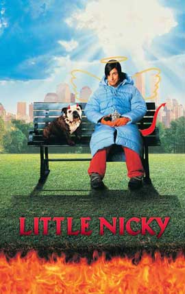 Little Nicky - 11 x 17 Movie Poster - Style C