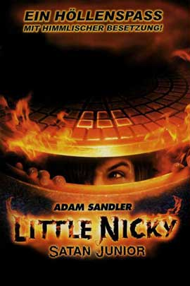 Little Nicky - 11 x 17 Movie Poster - German Style A