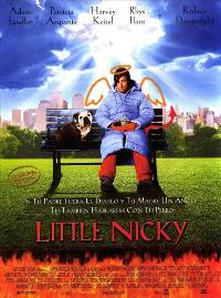 Little Nicky - 11 x 17 Movie Poster - Spanish Style A
