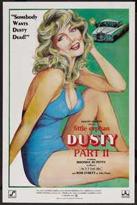 Little Orphan Dusty Part II - 43 x 62 Movie Poster - Bus Shelter Style A