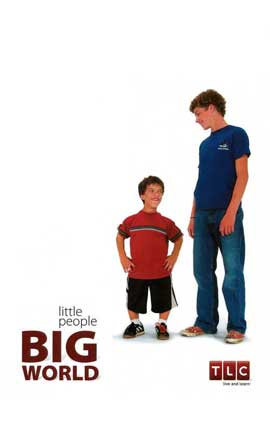 Little People, Big World - 11 x 17 TV Poster - Style A