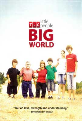 Little People, Big World - 11 x 17 TV Poster - Style B