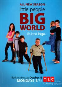 Little People, Big World - 43 x 62 TV Poster - Style A