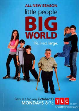 Little People, Big World - 11 x 17 TV Poster - Style C
